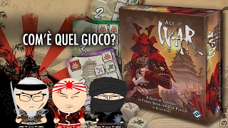 Age of War - Dadi, Daimyo e Shogun