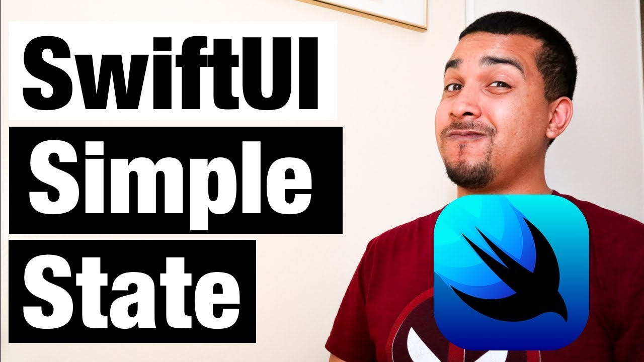 Intro To SwiftUI: Simple State Management | Swift 5, Xcode 11
