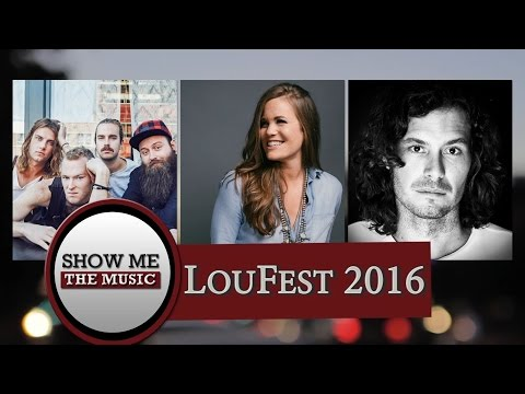 Show Me the Music: LouFest 2016 - Judah & the Lion, Bonnie Bishop, John Henry