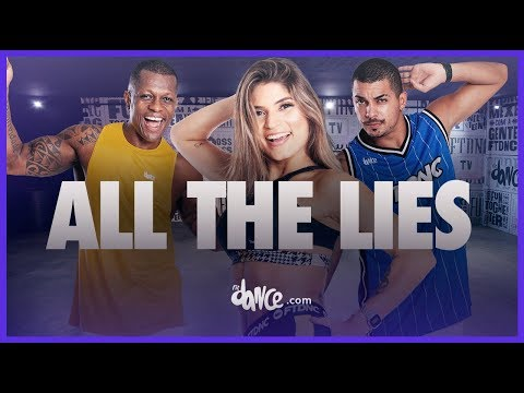 All The Lies - Alok, Felix Jaehn & The Vamps | FitDance Life (Coreografía Oficial)