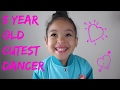 5 YEAR OLD DANCER! MY LIP GLOSS IS POPPIN! Vlog #256