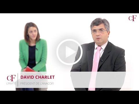 """L'invité - David Charlet, Anacofi :  """"L'assurance-vie n'est plus sécurisée !"""""""