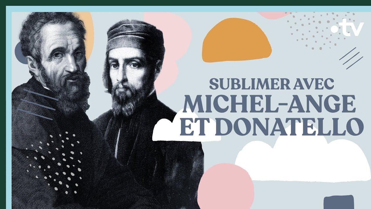 Download Sublimer avec Donatello et Michel-Ange