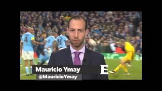 'Real Madrid sigue siendo el favorito', en opinión de Mauricio Ymay