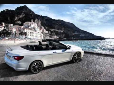 All New 2013 Lancia Flavia Cabriolet Production Version Youtube