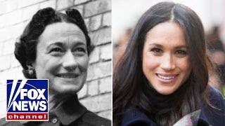 Meghan Markle and Wallis Simpson: Royal American divorcees