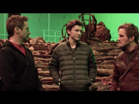 Marvel's Avengers: Infinity War Starts Production - Official Marvel | HD