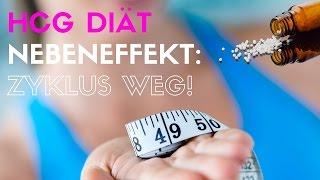 21 Tage Stoffwechselkur - HCG Diät: Vorsicht vor Nebenwirkungen - trotz Homöopathie!