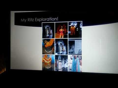 The Ritz Theatre: Jacksonville, FL.