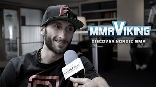Guram Kutateladze Pre IRFA 9 Interview