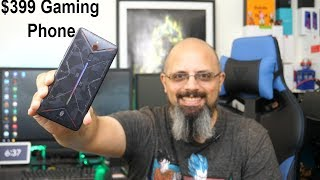 Nubia Red Magic Mars Review: $399 Budget Gaming Phone King ???