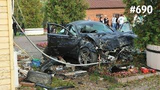 ☭★Подборка Аварий и ДТП/от 24.09.2018/Russia Car Crash Compilation/#690/September2018/#дтп#авария