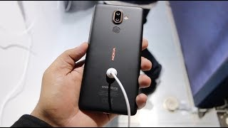 Nokia 7 Plus Hands on, Camera, Features, India