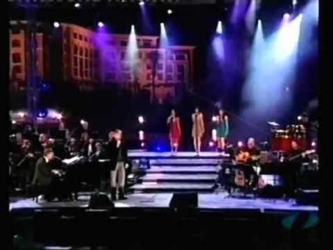 Andrea Bocelli Live - Cuando Me Enamoro