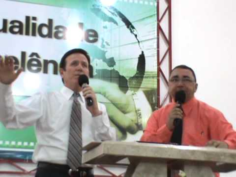 Pastor Bob Perry in Brazil