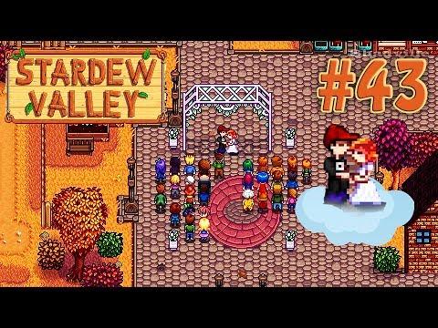 Свадьба ☀ Stardew Valley Прохождение #43