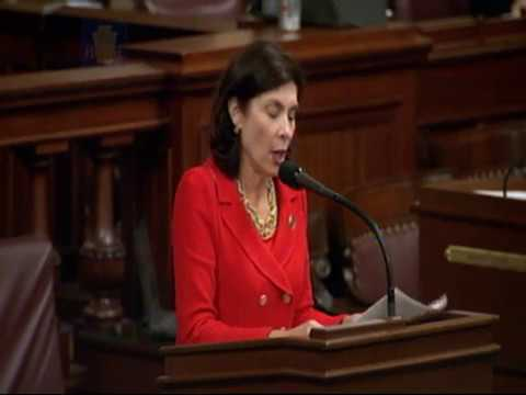 Phillips-Hill Supports Passage Of Key Budget Bill