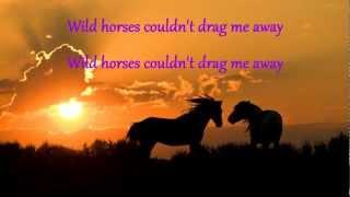 The Sundays- Wild Horses HD (Lyrics)