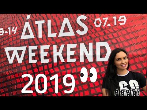 Фестиваль Atlas Weekend 2019 | Как это было | Black Eyed Peas, Little Big, Сплин, NK, Ляпис98 и др.