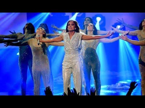 Franchy - Jennifer Lopez Live  American Music Awards 2018
