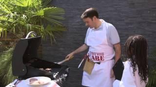 Barbeciw da, barbeciw diogel (rhan 1): gefeiliau ac offer eraill
