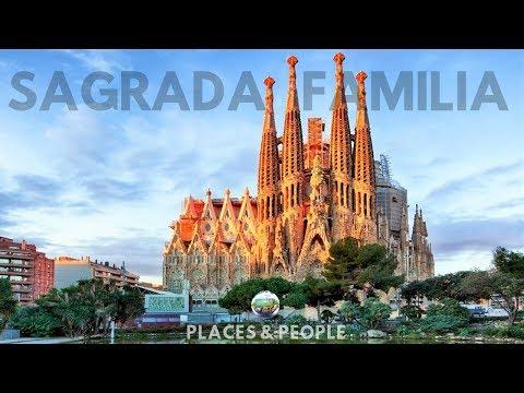 SAGRADA FAMILIA - BARCELONA SPAIN   HD