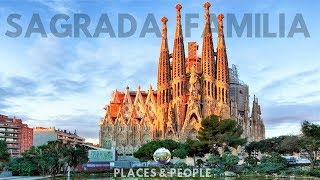 SAGRADA FAMILIA - BARCELONA SPAIN   HD
