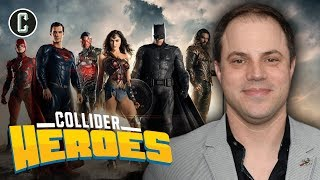 DC Universe Shake Up! Geoff Johns Stepping Down. Big Changes Coming - Heroes