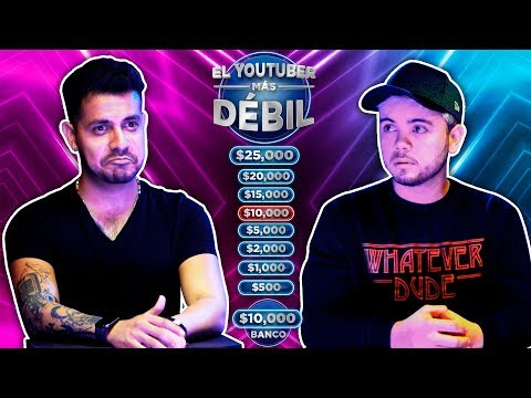 El YouTuber más débil Ep 1 | Ya sabemos quién es el más tramposo