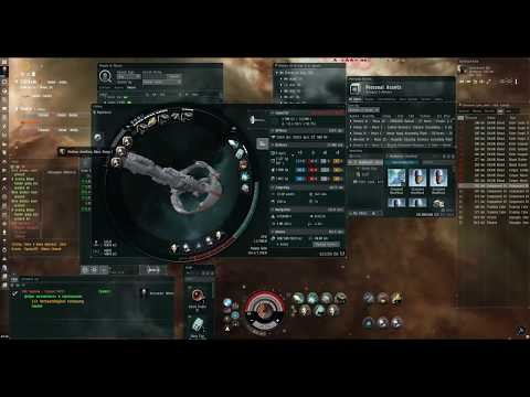 EVE-online Blood Raider GAS Site |  CHAIN Mindflood Distribution Base. Stratios