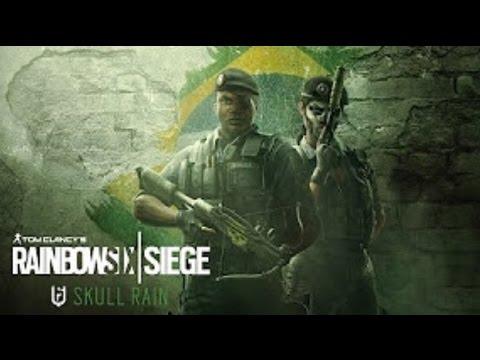 RAINBOW SIX SIEGE - Capitão | Caveira Teaser Trailer (Operation Skull Rain)