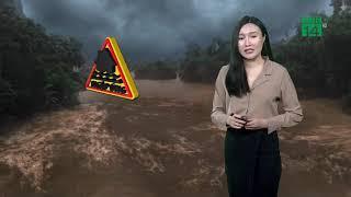 Thời tiết cuối ngày 23h 20/10/2018: Triều cường ở Sài Gòn, Cần Thơ, Vĩnh Long | VTC14