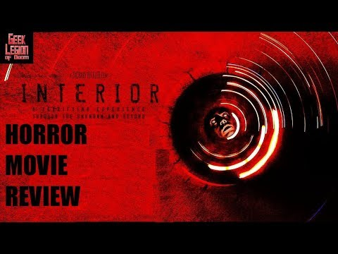 INTERIOR ( 2014 Zachary Beckler ) Haunted House Horror Movie Review