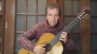 The Bells of Notre Dame (Classical Guitar Arrangement by Giuseppe Torrisi)