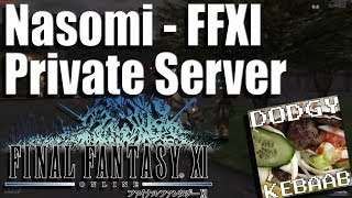 Nasomi - Private Server for Final Fantasy XI Online