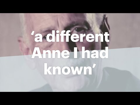 Otto Frank talks Anne's diary | Anne Frank House