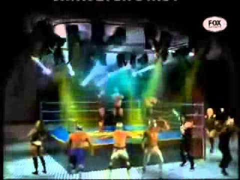 Intro for CMLL on Fox Sports (Mexico): 2014-01-04