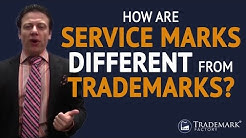 How Are Service Marks Different From Trademarks? | Trademark Factory® FAQ