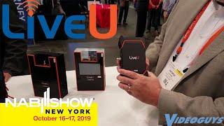 LiveU at NAB New York 2019