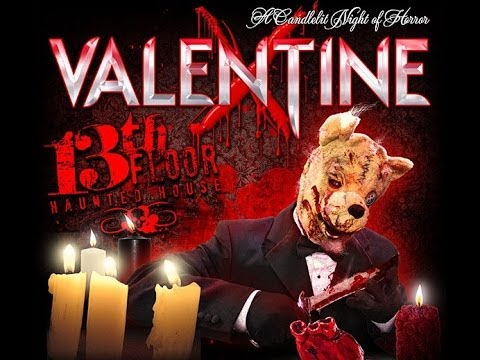 13th floor valentine x haunted house review 2014 youtube for 13th floor review