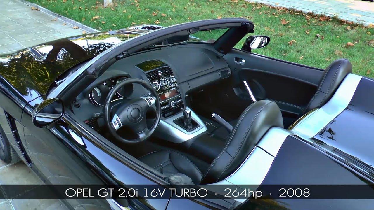 Opel gt 2008