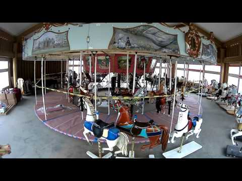 The Berkshire Carousel Assembly 2016