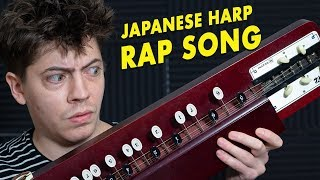 Making a RAP SONG with a Japanese Harp (ft. SuperTokyoMan)