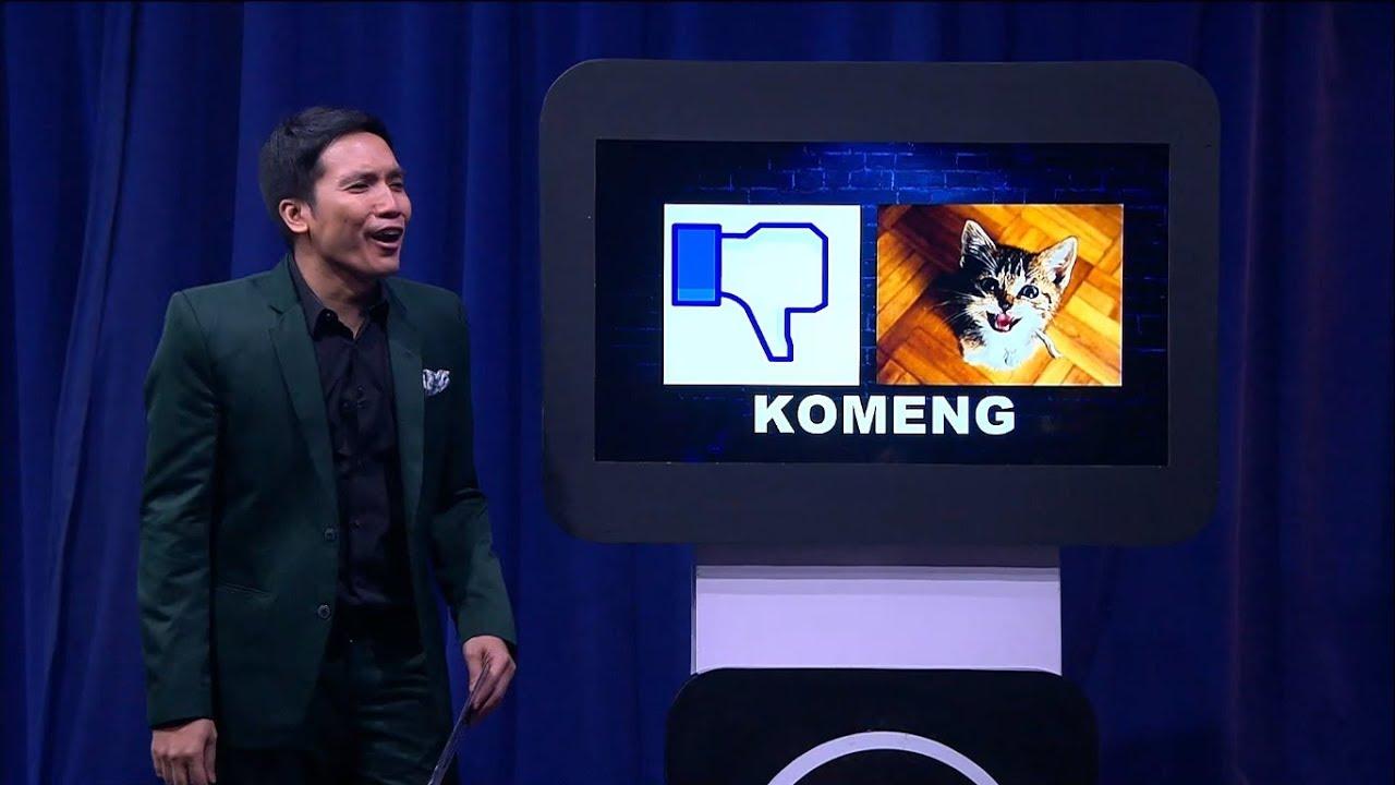 Jadi Host Tebak Gambar Desta Emosi Terus Youtube