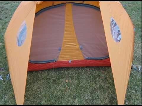 Marmot Swallow 2P Tent & Marmot Swallow 2P Tent - YouTube