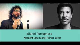 Gianni Portoghese - All Night Long ( Cover)