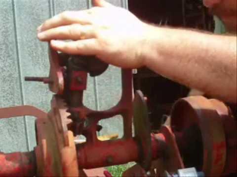 Baler Repair Part 17 - Knotters