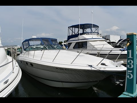 2001 Wellcraft 3700 Martinique; SOLD