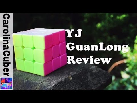 YJ GuanLong Review | SpeedCubeShop.com [60 FPS!]