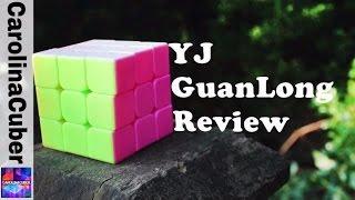 yj guanlong review   speedcubeshop com 60 fps